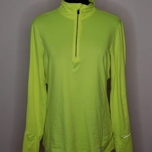 Brooks Running Pull Over Size Large